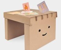 custom Miley DIY Chair & Desk | Inhabitots