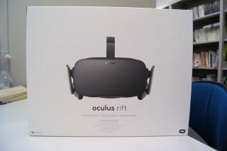 Oculus Riftが届きました
