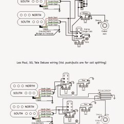 Les Paul Wiring Diagram Coil Tap Bmw E91 Radio Dimarzio Color Codes Get Free Image About