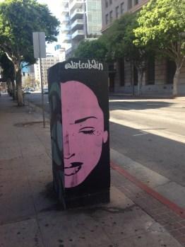 L.A streetart