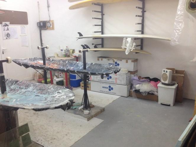 Barbudas Surfboards Studio