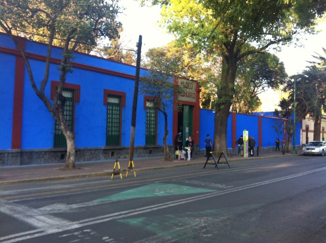 Casa Azul - Frida Kahlo
