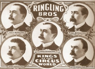 old ringling bros
