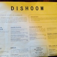Dishoom, Kings Cross