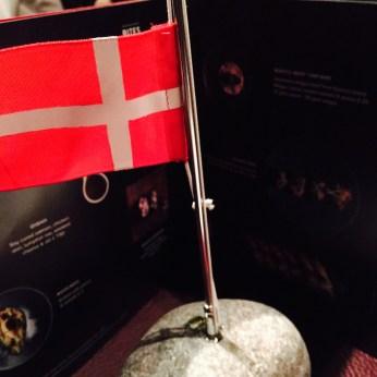 Flying the flag for Denmark