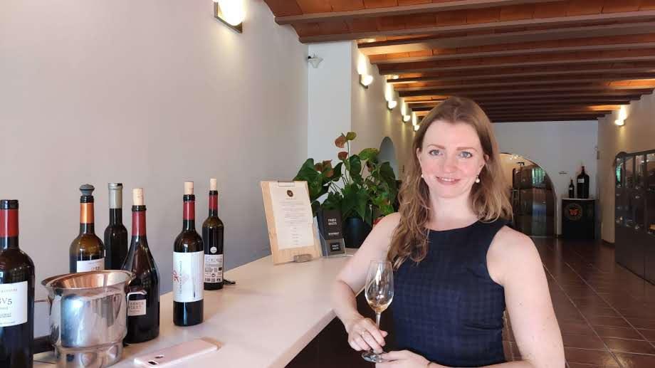 Pares Balta wijn proeverij