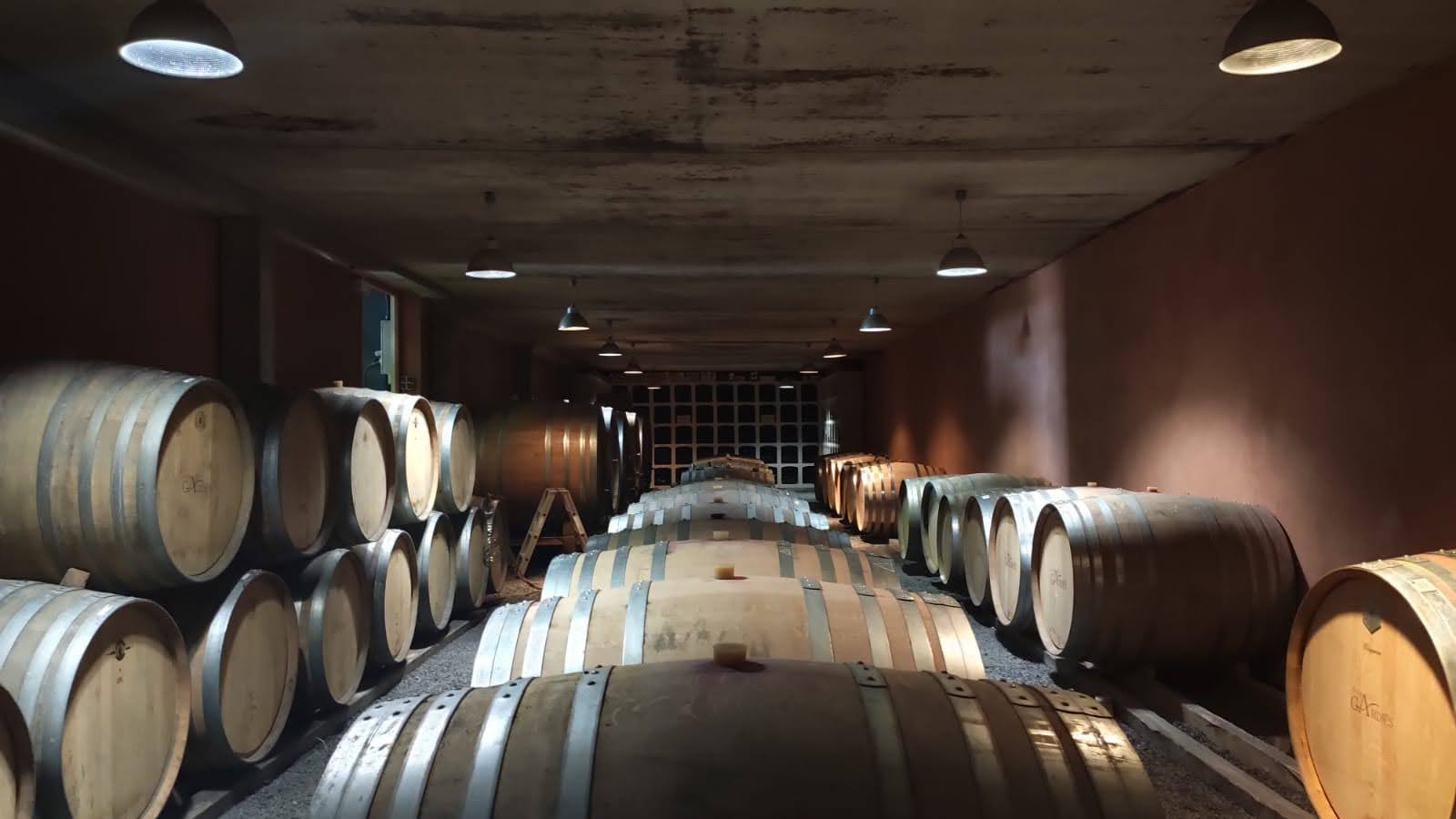Domaine Gardiés - wijnhuis Roussillon