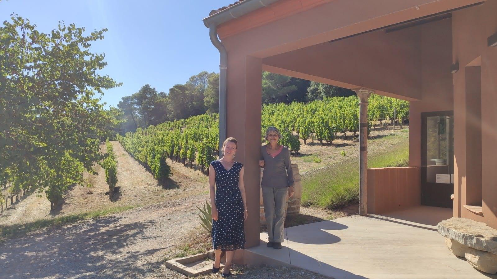 Mijn bezoek aan Mas Champart - wijnhuis Saint-Chinian