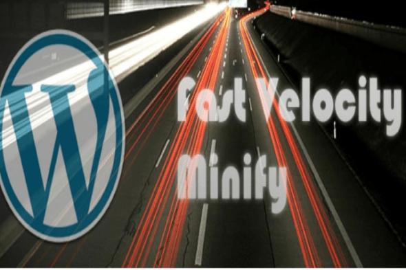 Fast Velocity Minify tutorial : Minify Javascript and CSS हिंदी में