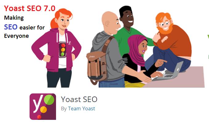 Yoast SEO 7.0 plugin