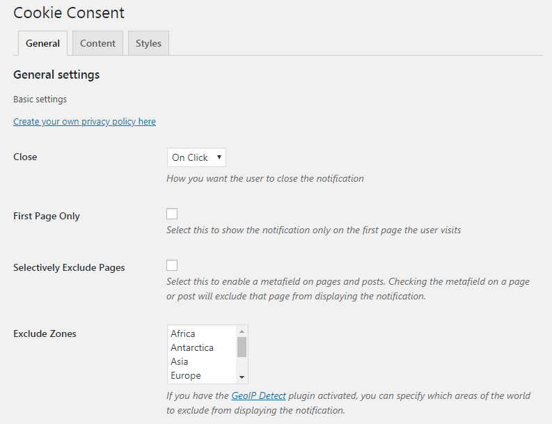 How to Add a Cookie Consent Popup in WordPress