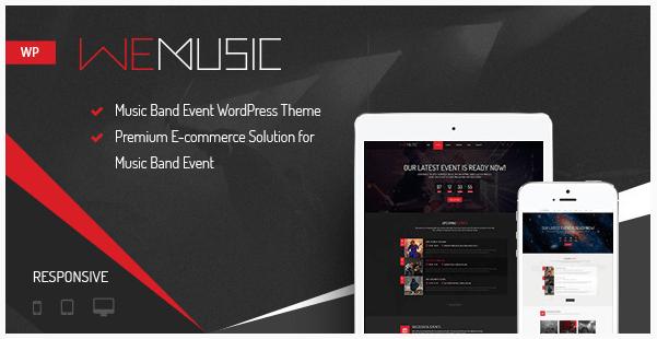 Best Music WordPress Theme