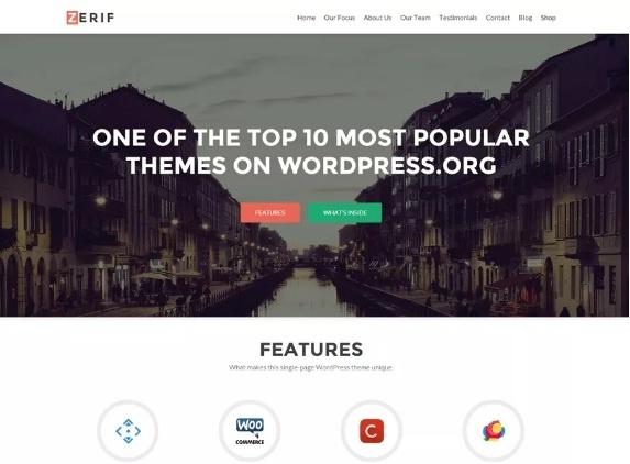 Best Free SEO Friendly WordPress Themes