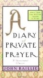 A Diary of Private Prayer_