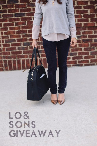 IHOD Loves: Lo & Sons + Giveaway | In Honor Of Design