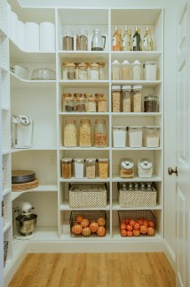 Walk-In Pantry Design Laundry Room