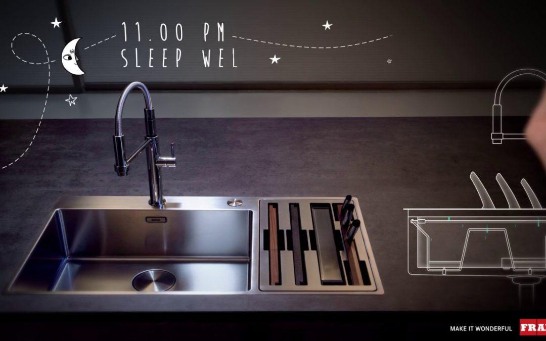 brilliant new kitchen sink workcentre