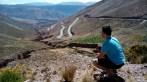 Cuesta del Lipán Cordilheira dos Andes Argentina