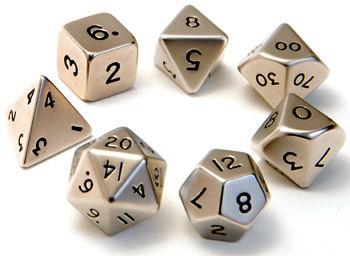 Dados RPG dices - Iniciativa Nerd: O heavy metal e o RPG