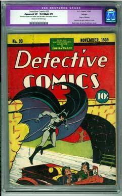 Detective Comics - Iniciativa Nerd Quadrinhos