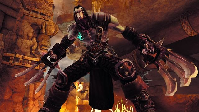 Death, protagonista de Darksiders 2, no Iniciativa Nerd