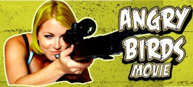 Angry Birds Movie: um fan film pra lá de sexy!