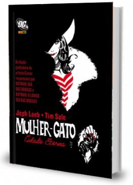 Mulher Gato: Cidade Eterna - busca pelas origens