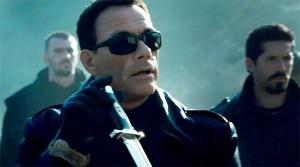 Van Damme como o vilão de Mercenários 2