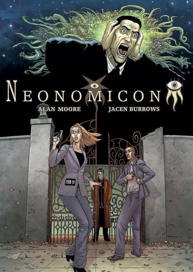 Cover - Review Nerd: Neonomicon de Alan Moore