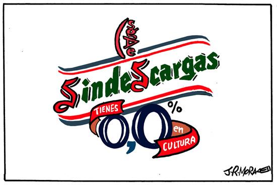 González-Sinde-Scargas por J.R.Mora