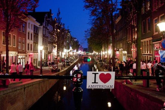 I Love Amsterdam de DosJotas
