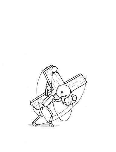 Dibujo de Troche