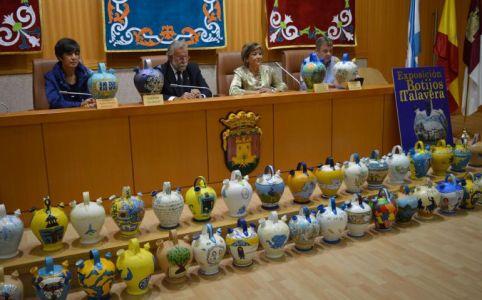Botijeando, foto del Ayuntamiento de Talavera