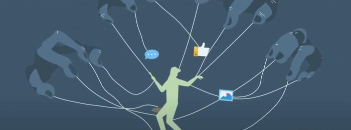 """Imagen de """"El dilema de las redes"""""""
