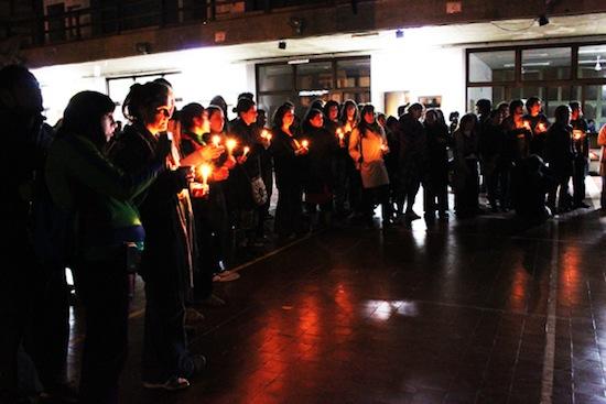 Foto del encuentro La Calle Es Nuestra, en Córdoba (Argentina)