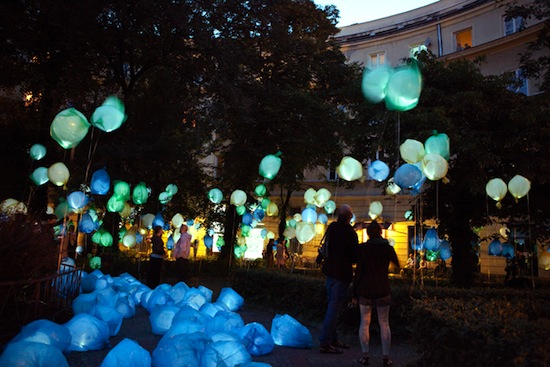 Aproximación al reciclaje de Luz Interruptus
