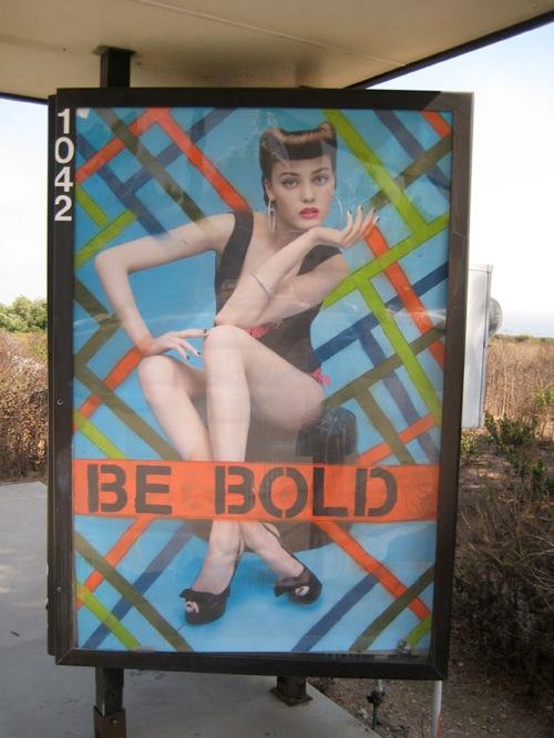 Campaña de posters reapropiados de Sean Woolsey