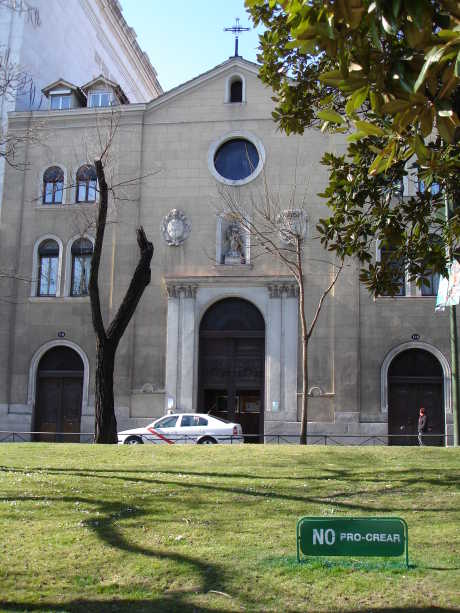 Madrid abierto con permiso 2009