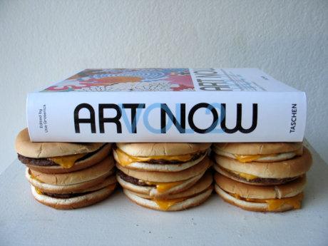 Imagen de la serie Con Cheeseburgers de William Hundley