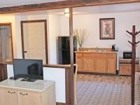Rustic Inn in McCall, Idaho (1-800-844-3246)