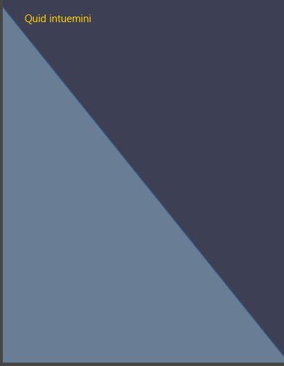 Digital illustration cover for imaginary book