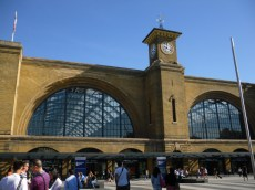 King's Cross is so big and beautiful