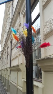 Swedes do this around Easter