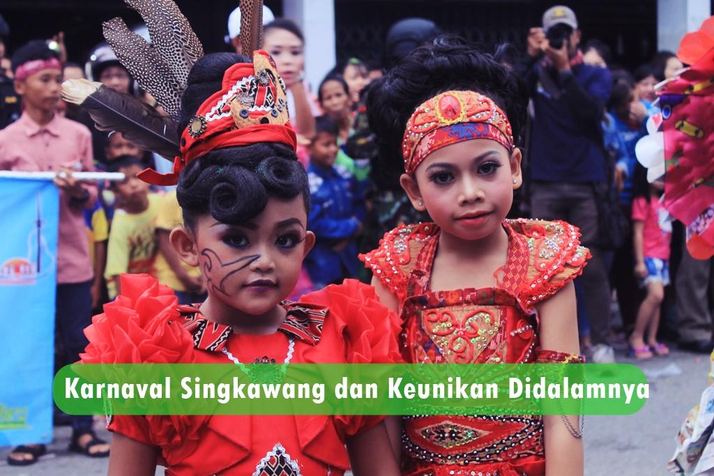 karnaval singkawang dan keunikan didalamnya