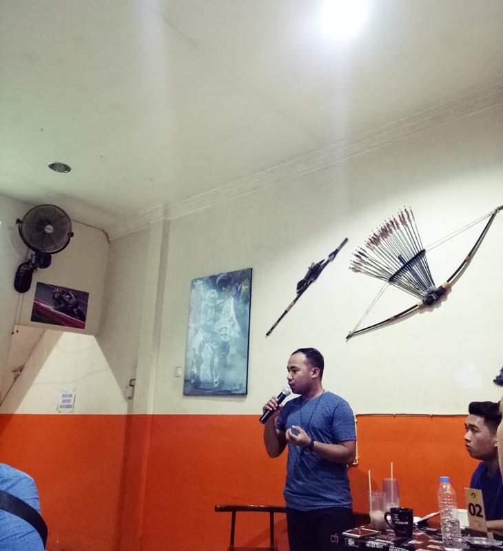 diskusi pemuda singkawang tema hoax