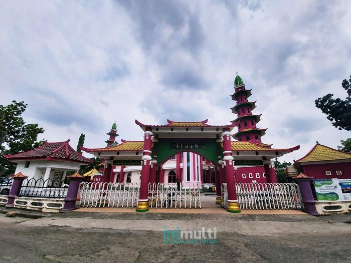 wisata palembang masjid cheng ho