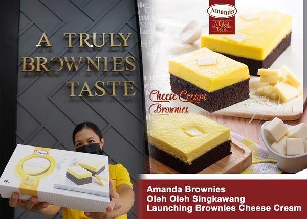 amanda brownies singkawang