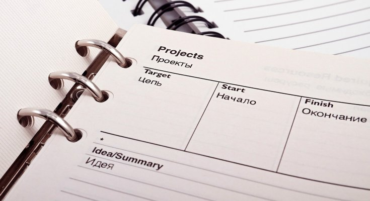 how to write a 5-page business plan