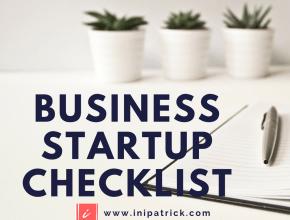 7 Steps Business Startup Checklist
