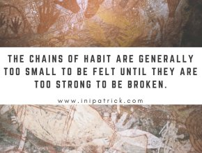 The force of habit